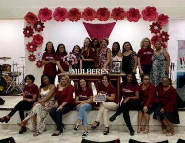 Reunião de Mulheres